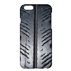 Mature Black Auto Altreifen Rubber Pattern Texture Car Apple Iphone 6 Plus/6s Plus Hardshell Case