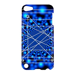 Network Connection Structure Knot Apple Ipod Touch 5 Hardshell Case