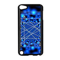 Network Connection Structure Knot Apple Ipod Touch 5 Case (black)