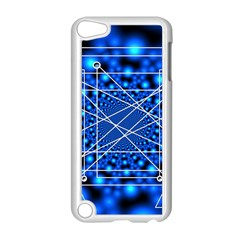 Network Connection Structure Knot Apple Ipod Touch 5 Case (white)