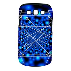 Network Connection Structure Knot Samsung Galaxy S Iii Classic Hardshell Case (pc+silicone)