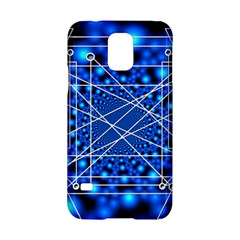 Network Connection Structure Knot Samsung Galaxy S5 Hardshell Case