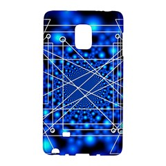 Network Connection Structure Knot Galaxy Note Edge