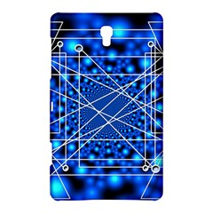 Network Connection Structure Knot Samsung Galaxy Tab S (8.4 ) Hardshell Case