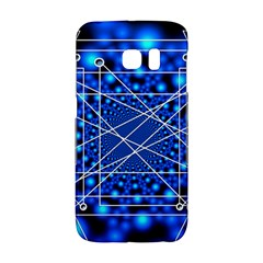Network Connection Structure Knot Galaxy S6 Edge