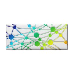 Network Connection Structure Knot Cosmetic Storage Cases
