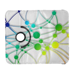 Network Connection Structure Knot Galaxy S3 (flip/folio)