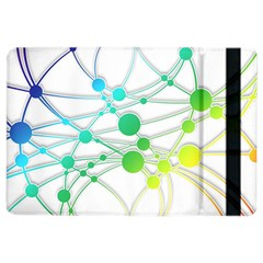 Network Connection Structure Knot Ipad Air 2 Flip