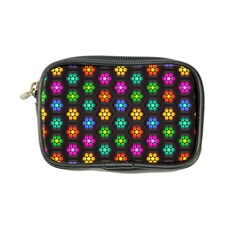 Pattern Background Colorful Design Coin Purse