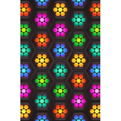 Pattern Background Colorful Design 5 5  X 8 5  Notebooks