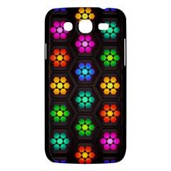 Pattern Background Colorful Design Samsung Galaxy Mega 5 8 I9152 Hardshell Case