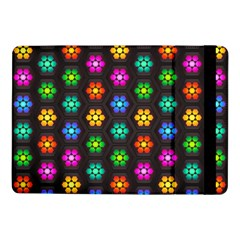Pattern Background Colorful Design Samsung Galaxy Tab Pro 10 1  Flip Case