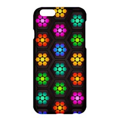 Pattern Background Colorful Design Apple Iphone 6 Plus/6s Plus Hardshell Case