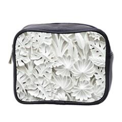 Pattern Motif Decor Mini Toiletries Bag 2 Side