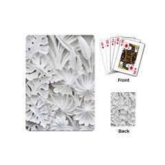 Pattern Motif Decor Playing Cards (Mini)