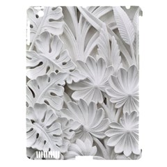 Pattern Motif Decor Apple Ipad 3/4 Hardshell Case (compatible With Smart Cover)
