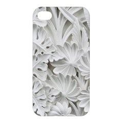 Pattern Motif Decor Apple Iphone 4/4s Premium Hardshell Case