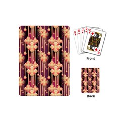 Seamless Pattern Playing Cards (mini)