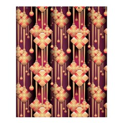 Seamless Pattern Shower Curtain 60  X 72  (medium)