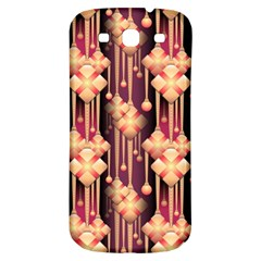 Seamless Pattern Samsung Galaxy S3 S Iii Classic Hardshell Back Case