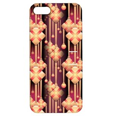 Seamless Pattern Apple Iphone 5 Hardshell Case With Stand