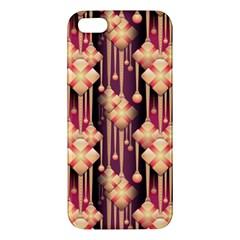 Seamless Pattern Apple Iphone 5 Premium Hardshell Case