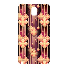 Seamless Pattern Samsung Galaxy Note 3 N9005 Hardshell Back Case