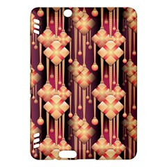 Seamless Pattern Kindle Fire Hdx Hardshell Case