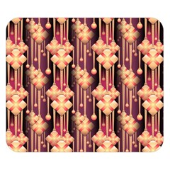 Seamless Pattern Double Sided Flano Blanket (small)