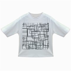 Structure Pattern Network Infant/toddler T Shirts