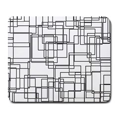 Structure Pattern Network Large Mousepads