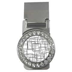 Structure Pattern Network Money Clips (CZ)