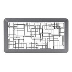 Structure Pattern Network Memory Card Reader (mini)