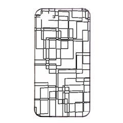 Structure Pattern Network Apple Iphone 4/4s Seamless Case (black)