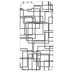 Structure Pattern Network Apple Iphone 5 Classic Hardshell Case