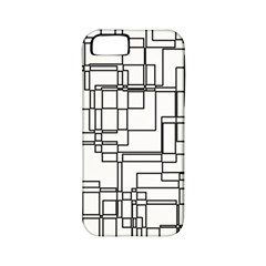Structure Pattern Network Apple Iphone 5 Classic Hardshell Case (pc+silicone)