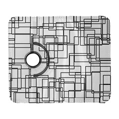 Structure Pattern Network Galaxy S3 (flip/folio)