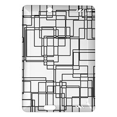 Structure Pattern Network Amazon Kindle Fire Hd (2013) Hardshell Case