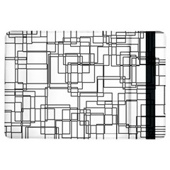Structure Pattern Network Ipad Air Flip