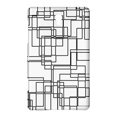 Structure Pattern Network Samsung Galaxy Tab S (8 4 ) Hardshell Case