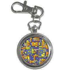 Square Background Background Texture Key Chain Watches