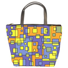 Square Background Background Texture Bucket Bags