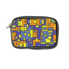 Square Background Background Texture Coin Purse