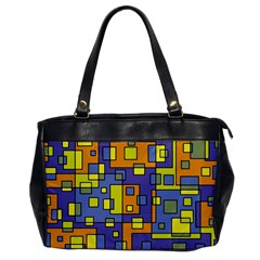 Square Background Background Texture Office Handbags