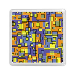 Square Background Background Texture Memory Card Reader (square)