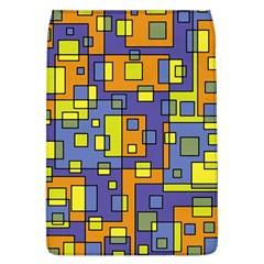 Square Background Background Texture Flap Covers (l)