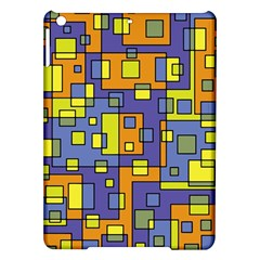 Square Background Background Texture Ipad Air Hardshell Cases