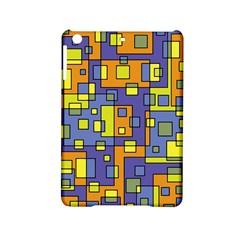 Square Background Background Texture Ipad Mini 2 Hardshell Cases