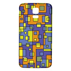 Square Background Background Texture Samsung Galaxy S5 Back Case (white)