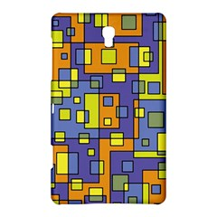 Square Background Background Texture Samsung Galaxy Tab S (8.4 ) Hardshell Case